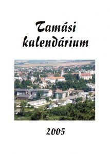 2005 TAMÁSI KALENDÁRIUM